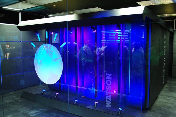 ROSS Watson IBM
