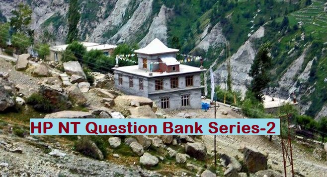 HP Naib-Tehsildar Question Bank series-2