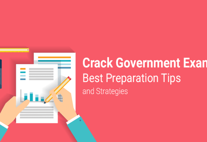 Crack Government Job Exams