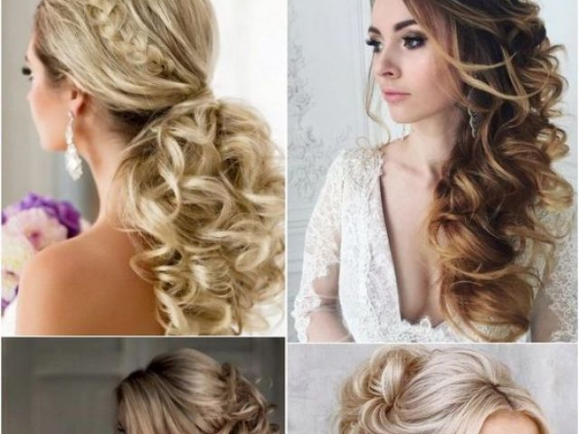 200 bridal wedding hairstyles for long hair that will inspire – hi