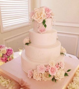 beautiful wedding cakes   Wedding Decor Ideas 100 Most Beautiful Wedding Cakes For Your Wedding      Page 14     Hi Miss Puff