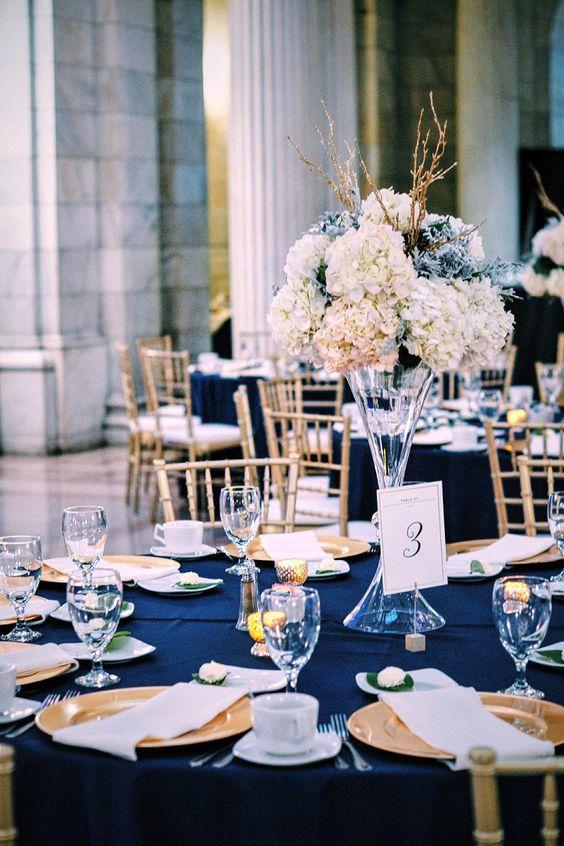 40 Navy Blue And Gold Wedding Ideas Hi Miss Puff Part 7