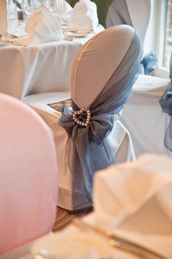 55 Gorgeous Ways To Decorate Your Wedding Chairs Page 8
