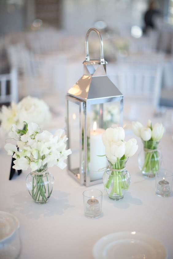 Country Rustic Centerpieces
