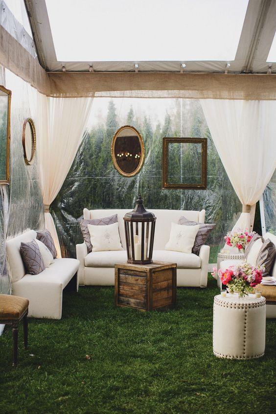 90 Stunning Awesome Wedding Tent Decor Ideas Hi Miss