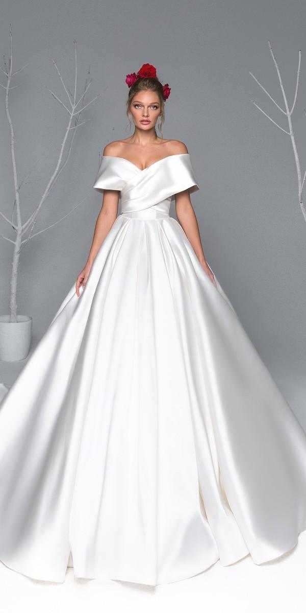 Eva Lendel elegant simple wedding dresses emma_2
