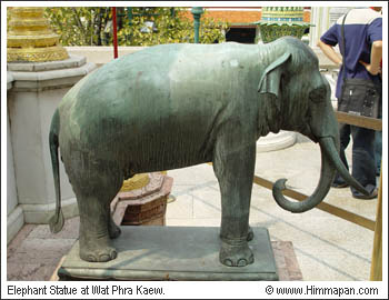 Statue of an Elephant