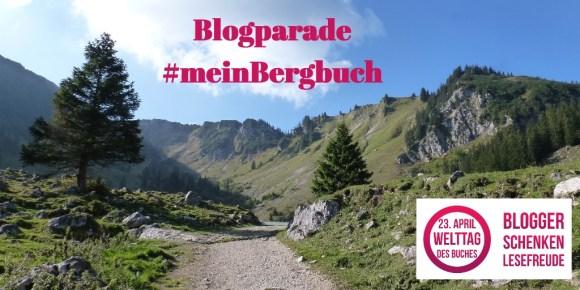 Blogparade #meinBergbuch