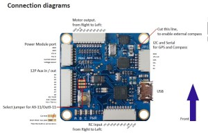 Mini APM Flight Controller V31 (WO GPS)