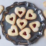 Gluteenittomat sydänpikkuleivät