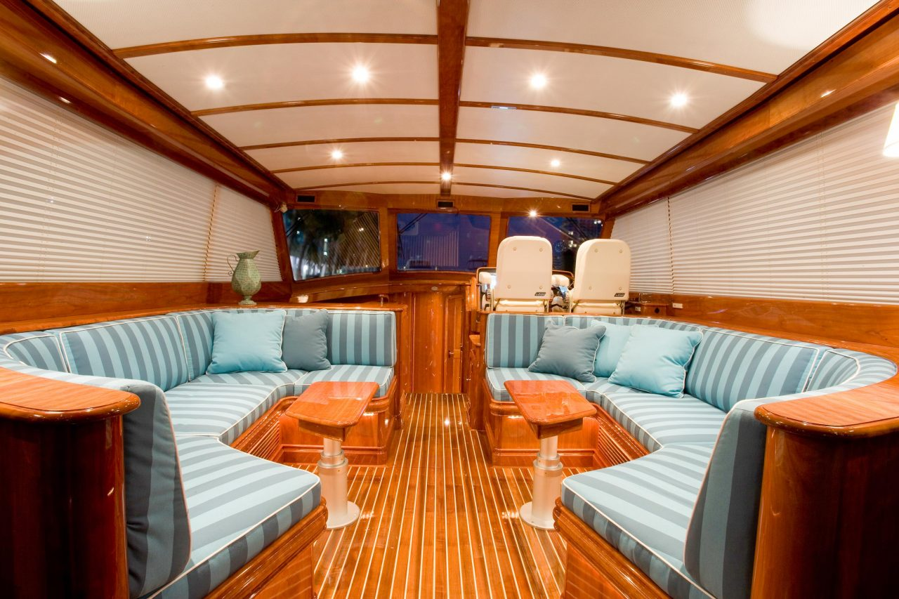 Talaria 55 MKII Hinckley Yachts