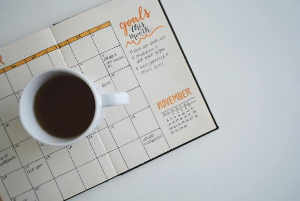 Saving Time In Affiliate Marketing - Set Goals for yourself