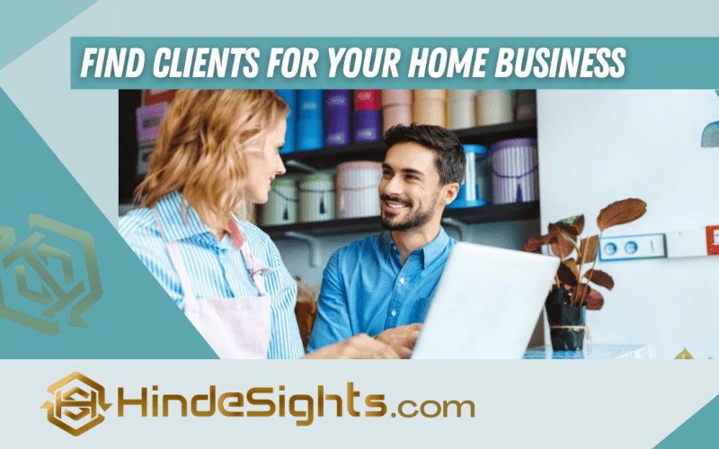 Clients for your home business