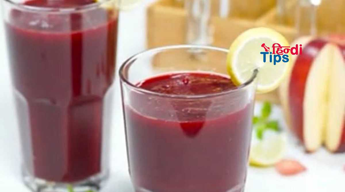 Immunity booster juice recipe