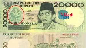 indonesia ganesh currency