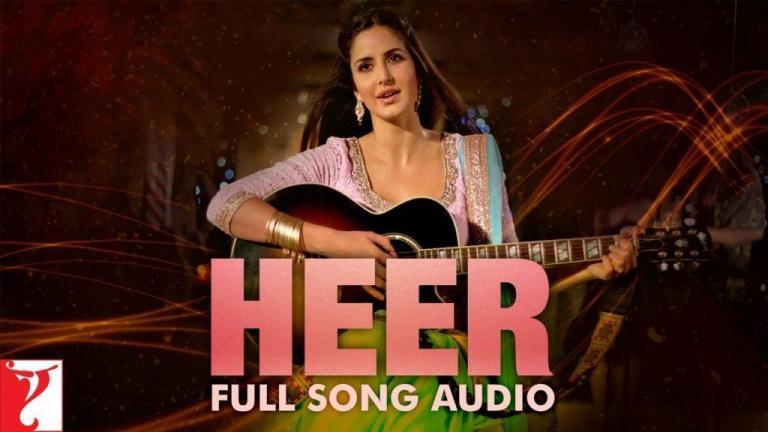 HEER LYRICS   Jab Tak Hai Jaan   Harshdeep Kaur