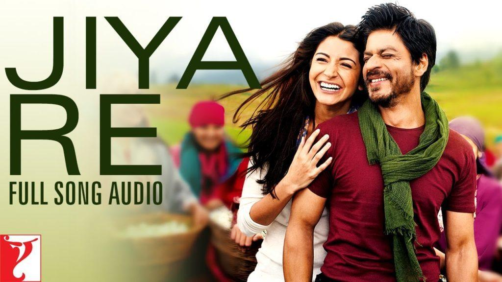 JIYA RE LYRICS | Jab Tak Hai Jaan | Neeti Mohan