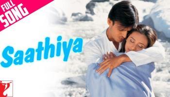 Saathiya Title Song Lyrics | Saathiya | Sonu Nigam