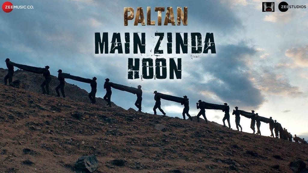Main Zinda Hoon Lyrics