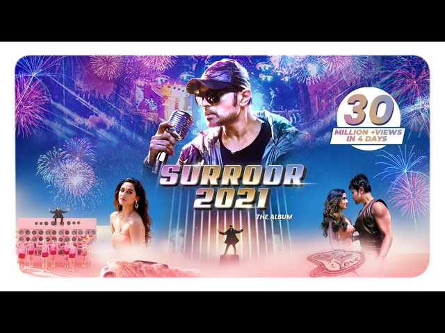 Surroor 2021 Title Track: Video, Lyrics   Himesh Reshammiya