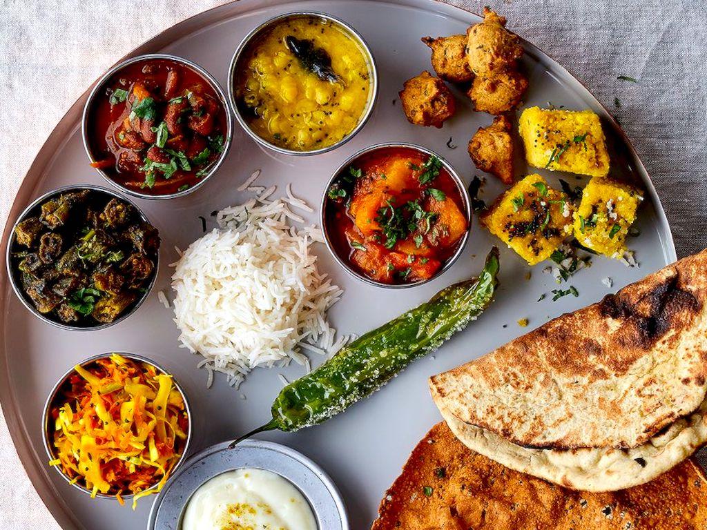 शाकाहारी भोजन - Vegetarian food