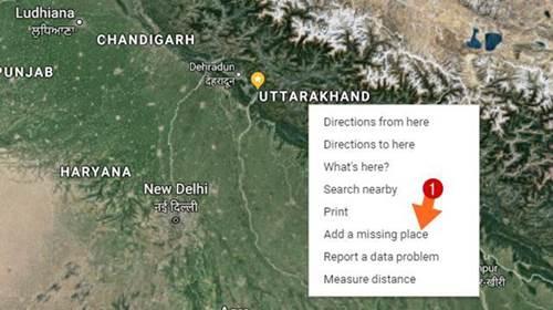google-map-par-missing-place-add-kaise-kare
