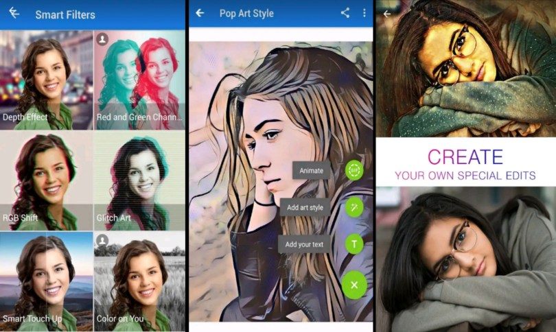 Photo Lab Picture Editor : Face Effects , Art Frames