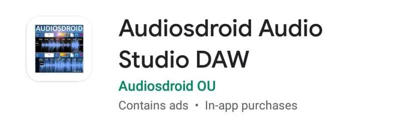 Audiodroid App , Song Remix App, Music Maker , Song Maker , Gana Banane Wala Apps