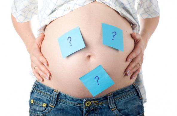 गर्भ मे लडका होने के लक्षण