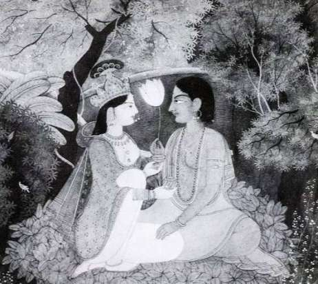 hd images of lord krishna with radha