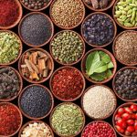 spices list with Hindi and English Meaning