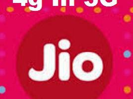 jio 4g in 3g mobile hindi jankari