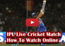 IPL 2017 live Cricket Match Online