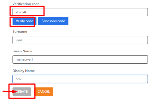how to crete swayam account in hindi