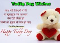 Teddy Day Whatsapp Status Videos Shayari