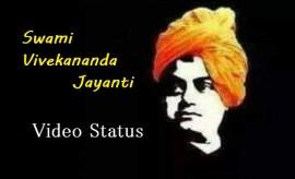 Swami Vivekananda Jayanti wishes status
