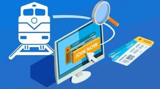 train ticket booking online mobile sms tarika hindi me jankari