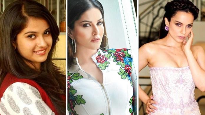Sunny Leone's comment on Kangana