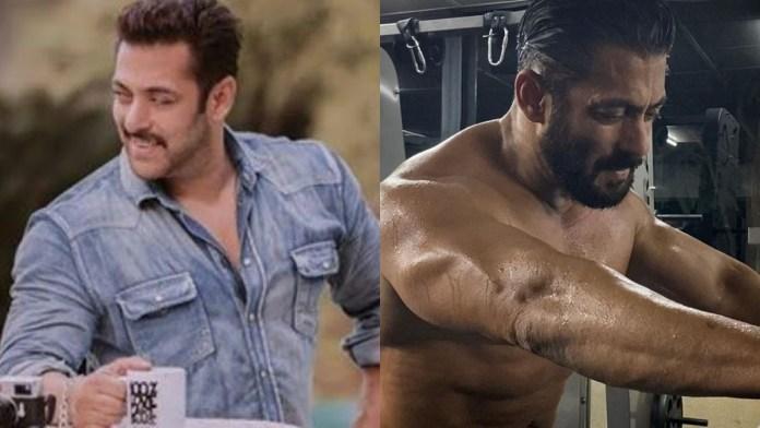 Salman Khan shows Swag