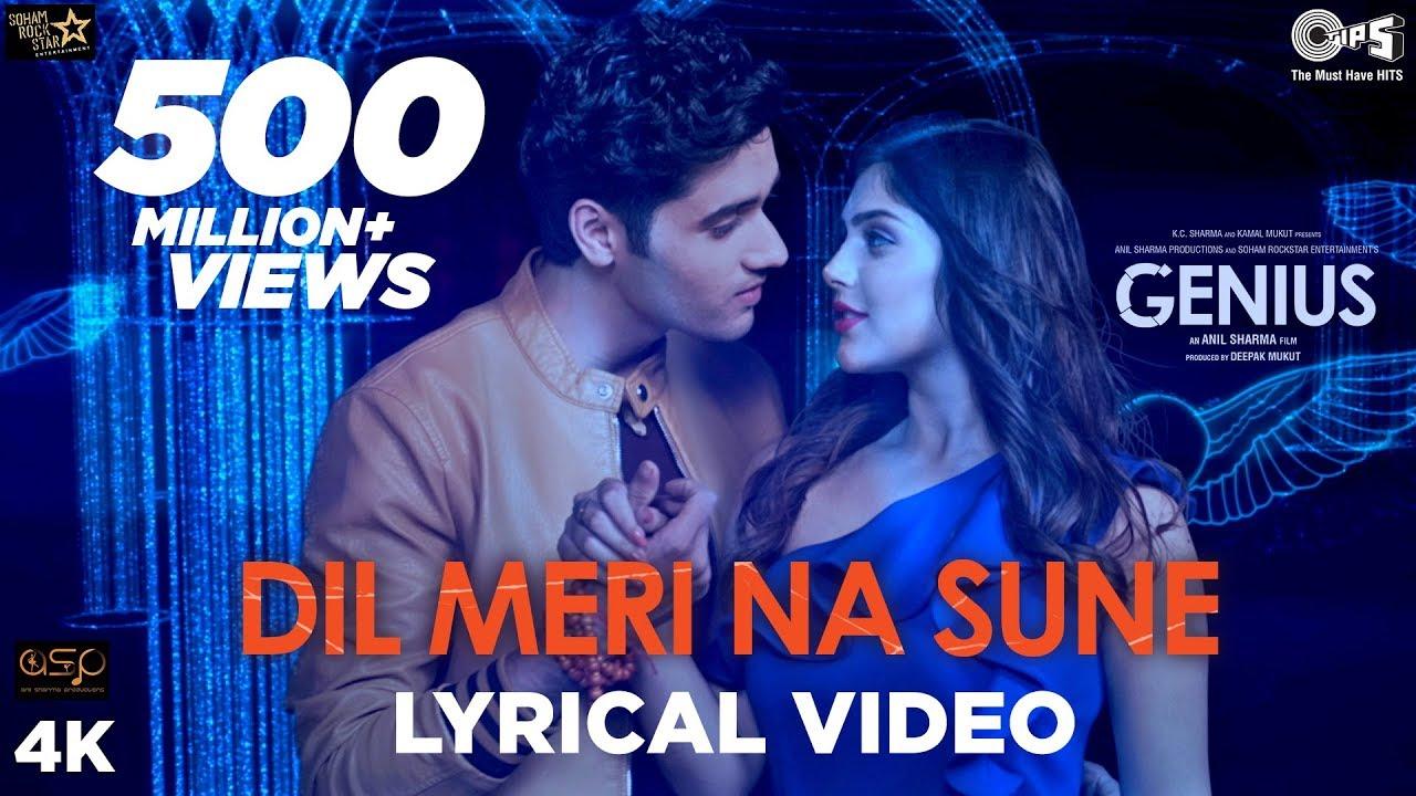 Dil Meri Na Sune (Atif Aslam , Payal Dev) Lyrics