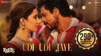 Udi Udi Jaye (Raees Movie) Lyrics In Hindi