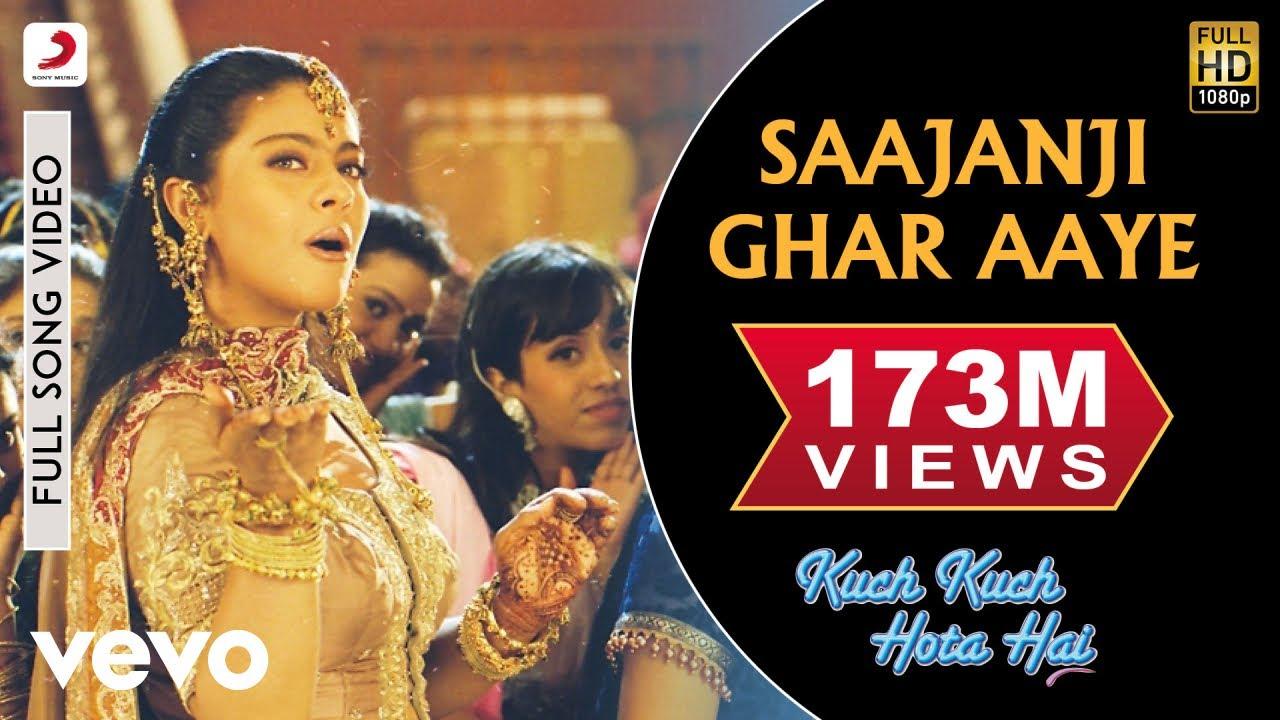 Saajanji Ghar Aaye (Kumar Sanu) Lyrics