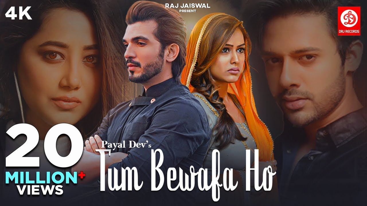 Tum Bewafa Ho (Payal Dev & Stebin Ben) Lyrics