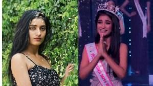 Manya Singh Miss India Biography