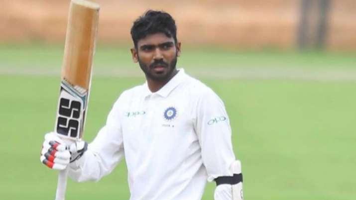 KS Bharat Bio (Cricketer)