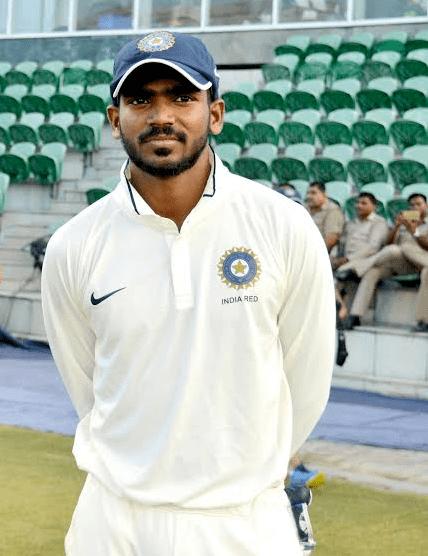 KS Bharat IPl Cricketer RCB