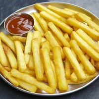 junk food list hindi french fries