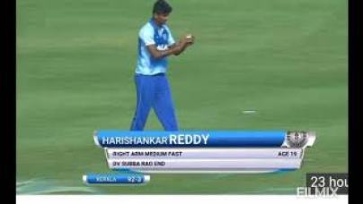 M Harisankar Reddy Bio (Cricketer) Age, Height, Weight, Ipl, Girlfriend