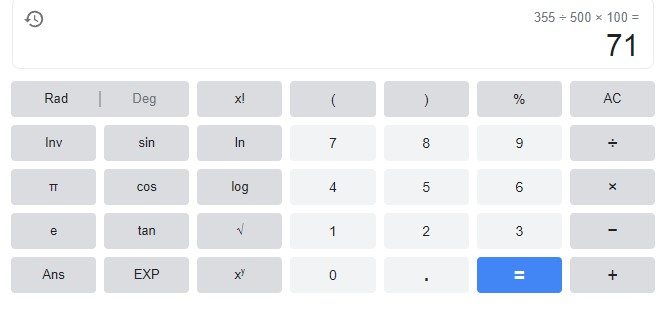 Percentage Kaise Nikale in hindi