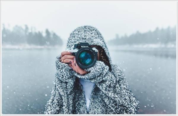 Hidden Face Girl DP Image